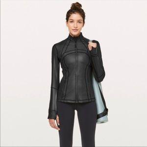 Lululemon shine define jacket